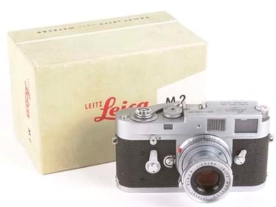 Leica M2 no. 1087307