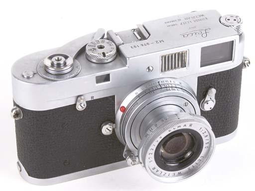 Leica M2 no. 976193