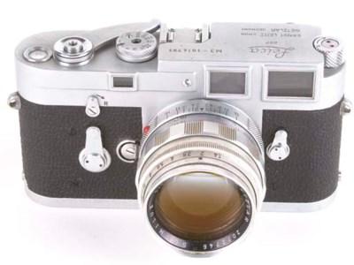 Leica M3 no. 1014793