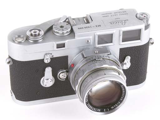 Leica M3 no. 1026086