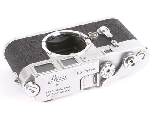 Leica M3 no. 700907