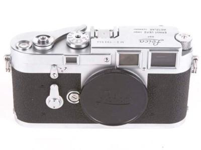 Leica M3 no. 703554