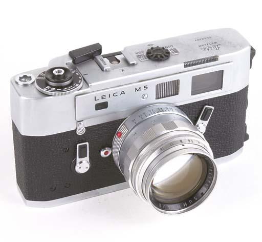 Leica M5 no. 1291713