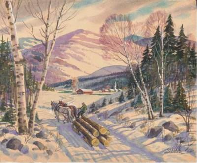 MAURER, Sascha (1897-1961)