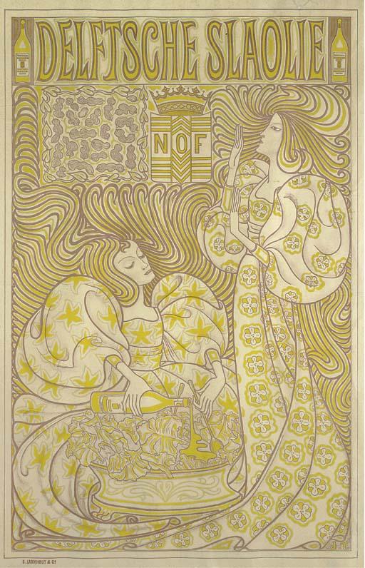TOOROP, JAN (1858-1928)