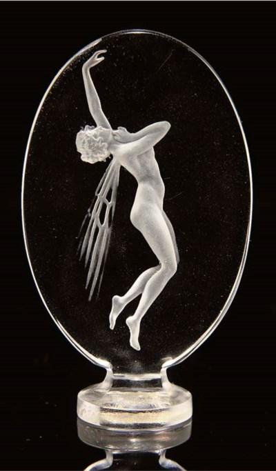 'FIGURINE AILÉE' NO.201