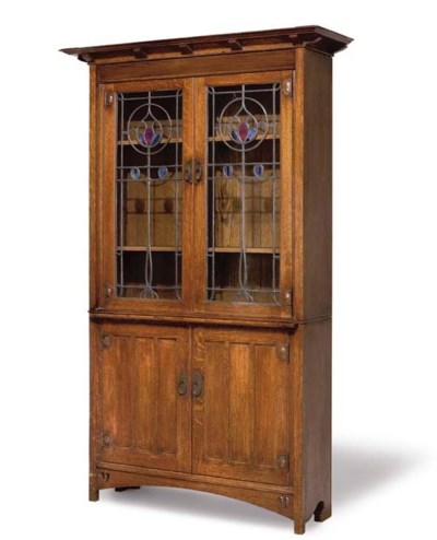 SHAPLAND AND PETTER; CABINET