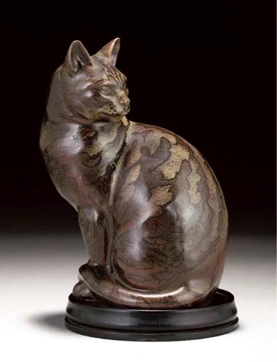 CHARLES VYSE; TABBY CAT