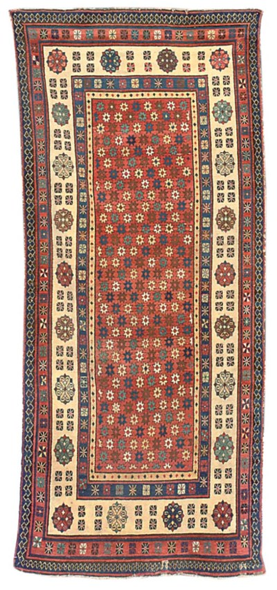 An antique Talish rug, South C