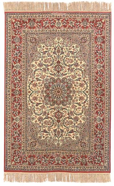 A very fine part silk Serafian