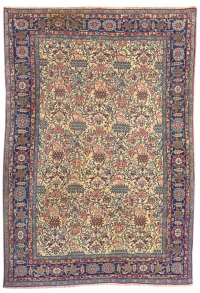 A fine Kirman rug, South Persi