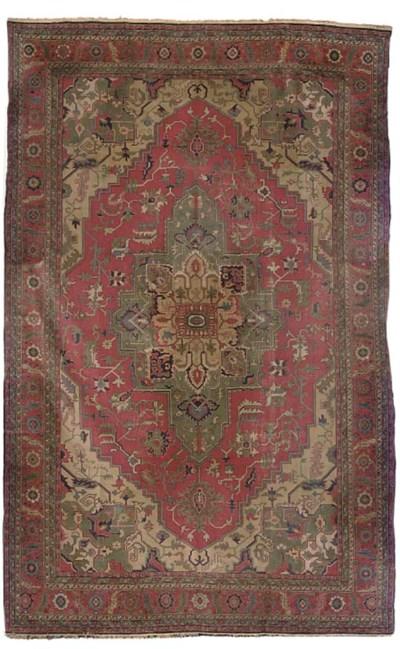 A massive Sparta carpet