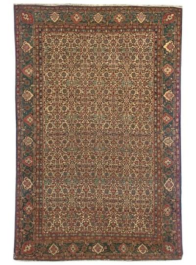 A very fine Tabriz rug