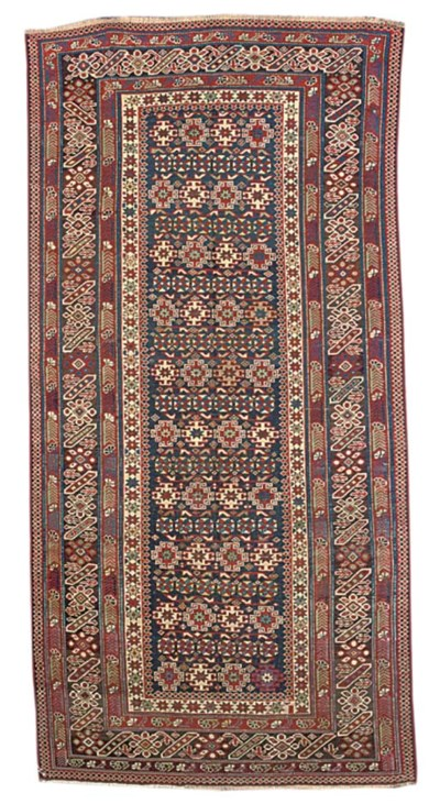 An antique Chichi rug