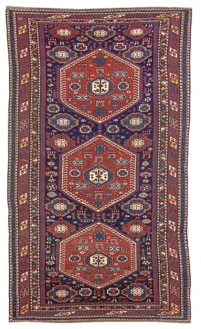 A fine Shirvan large rug