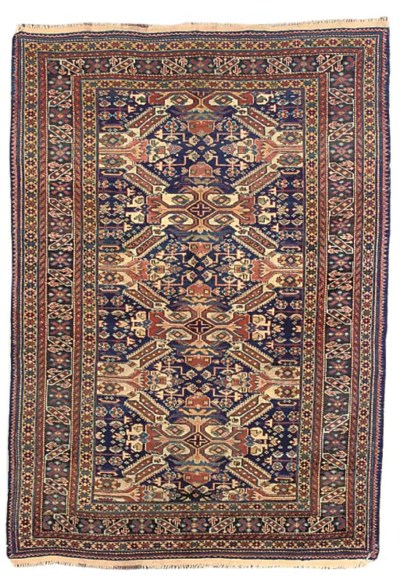 An unusual Erevan rug