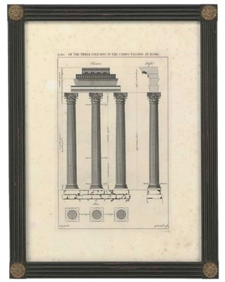 A SET OF SIX ETCHINGS OF ROMAN