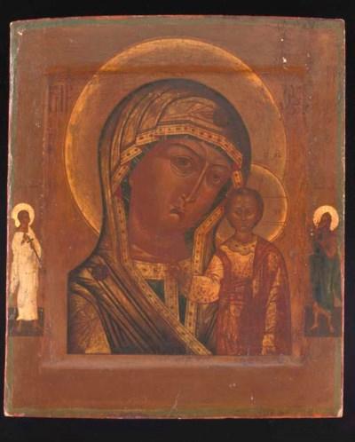 KAZANSKAYA MOTHER OF GOD