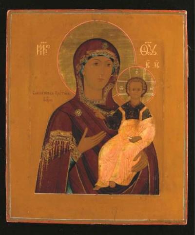 SMOLENSKAYA MOTHER OF GOD