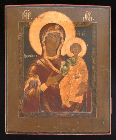 HODEGETRIA MOTHER OF GOD