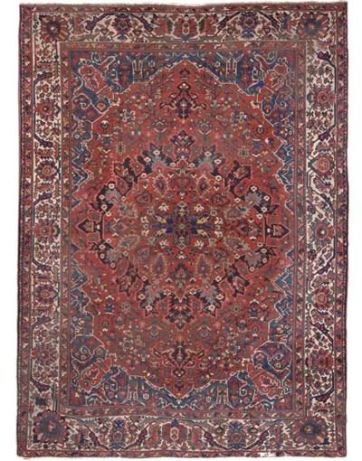 A Bakhtiari carpet, West Persi