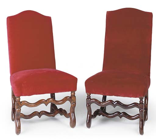 A MATCHED PAIR OF LOUIS XIV PR