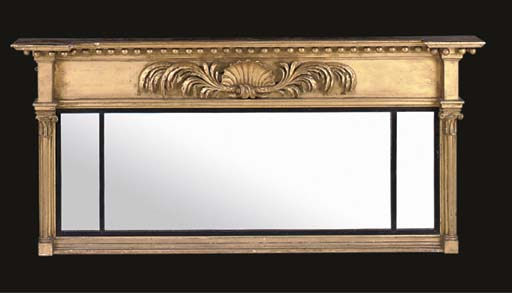 A LATE REGENCY GILTWOOD AND CO