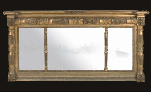 AN AMERICAN GILTWOOD AND COMPO
