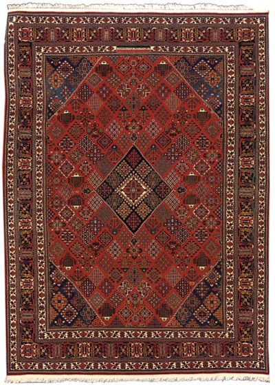 A fine Joshaghan carpet, West
