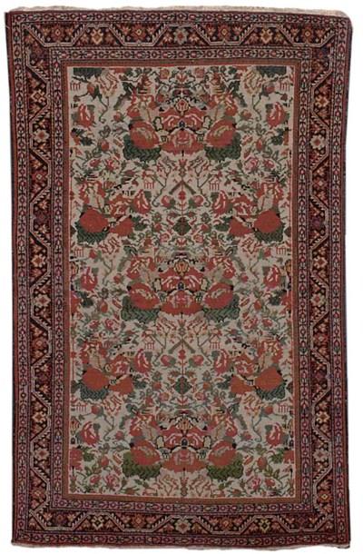 A fine Mahal rug, West Persia