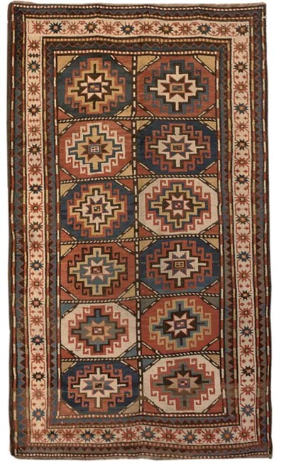 An antique Moghan rug, South C