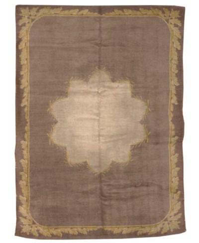 An Austrian Savonnerie carpet