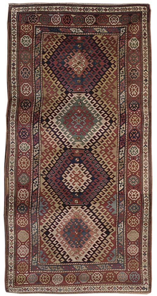 A Bordjalu rug, South Caucasus