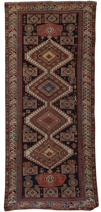 An antique Shirvan rug, East C