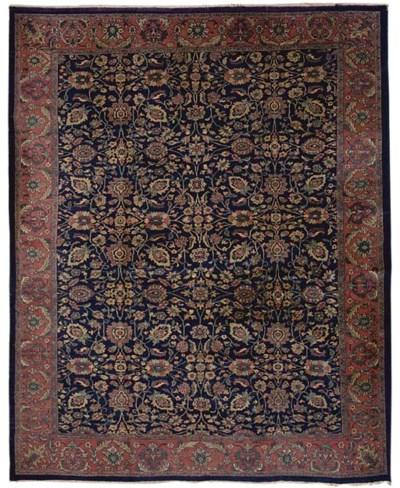 A fine Mahal carpet, West Pers