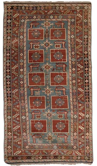 An antique Karagashli rug, Eas