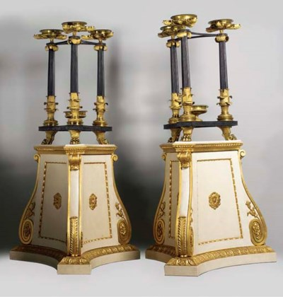A PAIR OF EARLY VICTORIAN WHIT