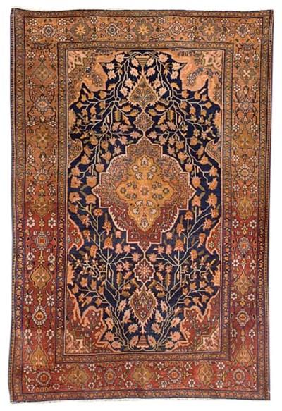 A fine Feraghan rug