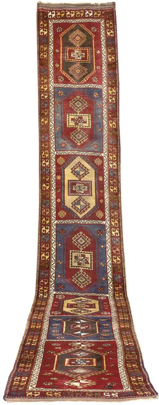 An Anatolian runner