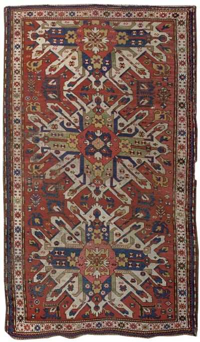 An antique Chelaberd rug
