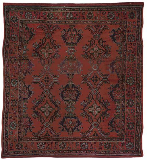 A Turkey carpet