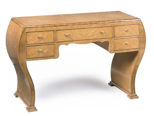 A MAPLE DRESSING TABLE