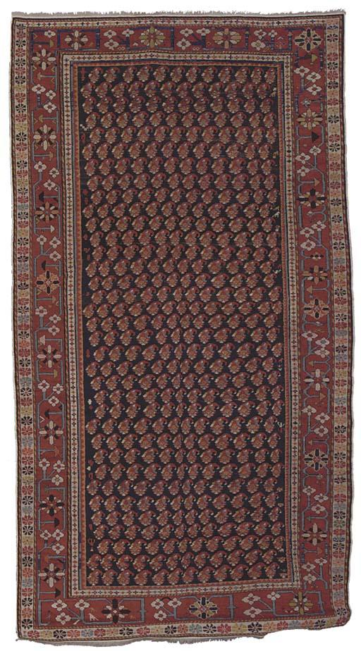 An unusual Shirvan rug, East C