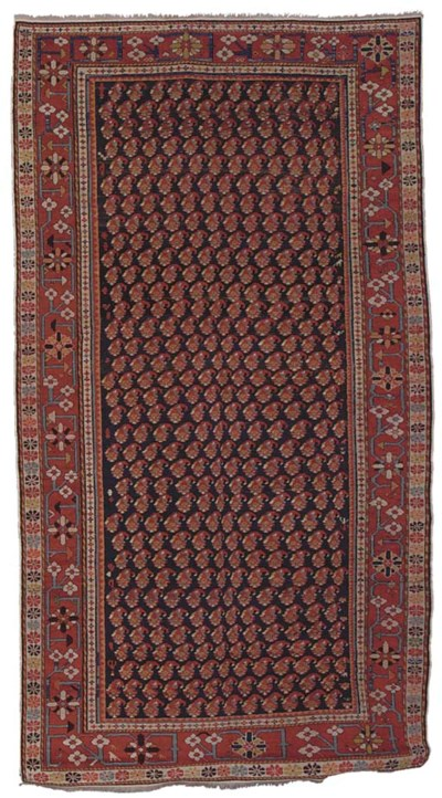 An unusual Shirvan rug, East C