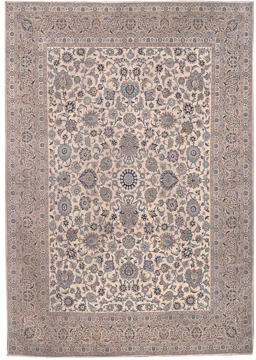 A fine Isfahanian Kashan carpe