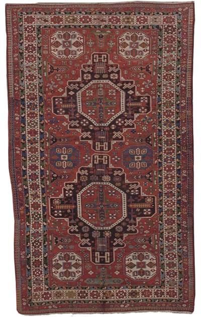 A large Konagkend rug, East Ca