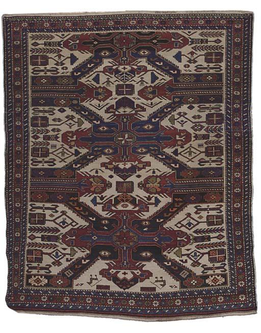 A fine Seychour rug, East Cauc