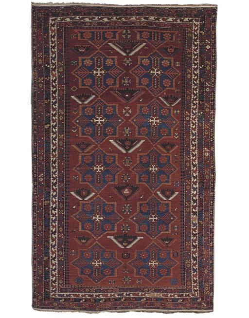 A fine Shirvan rug, South Cauc