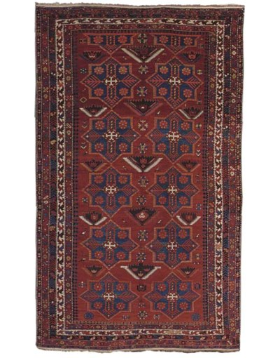 A fine Shirvan rug, South Cauc