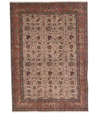 A fine Asadi Tabriz carpet, No